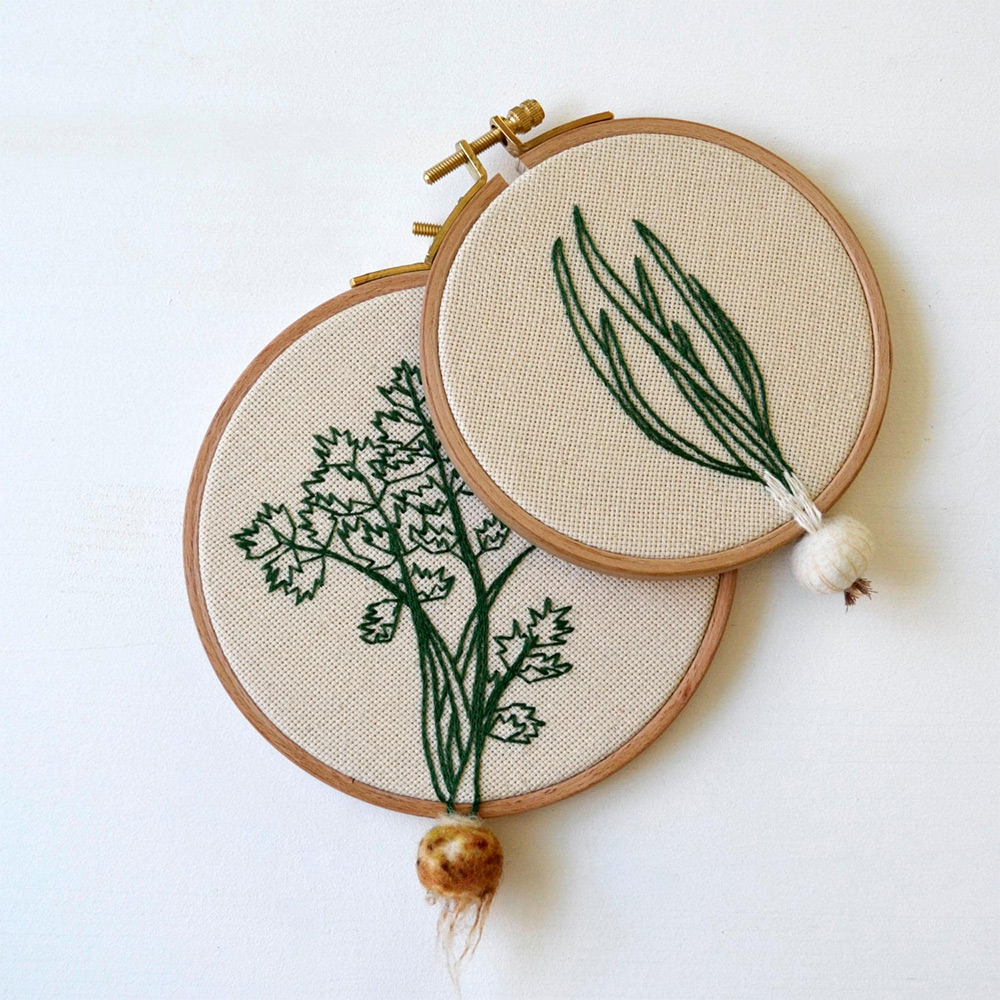 ricami-a-rilievo-embroidery-3d-vegetable