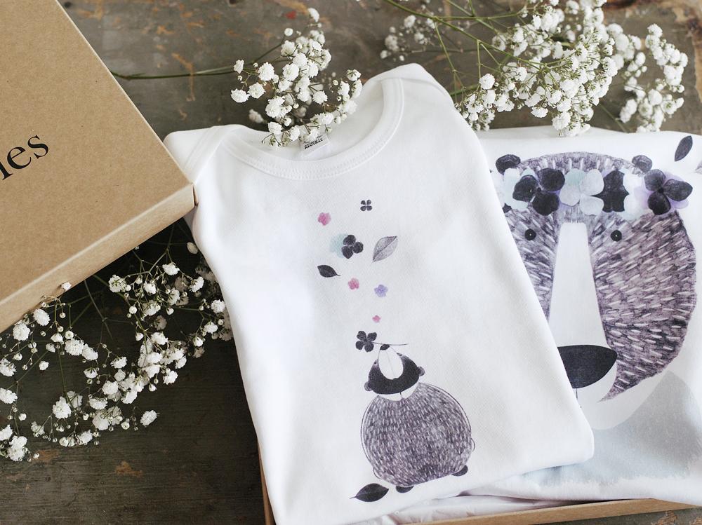 maglietta mamma-bimbo
