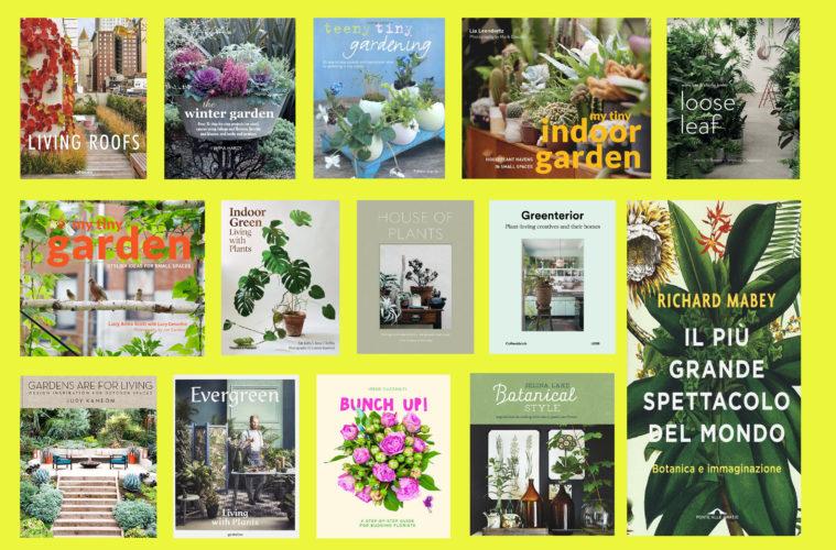 Idee regalo 18 libri per gli amanti del verde for Libri regalo
