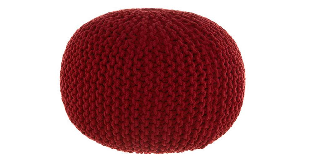 pouf-maglia