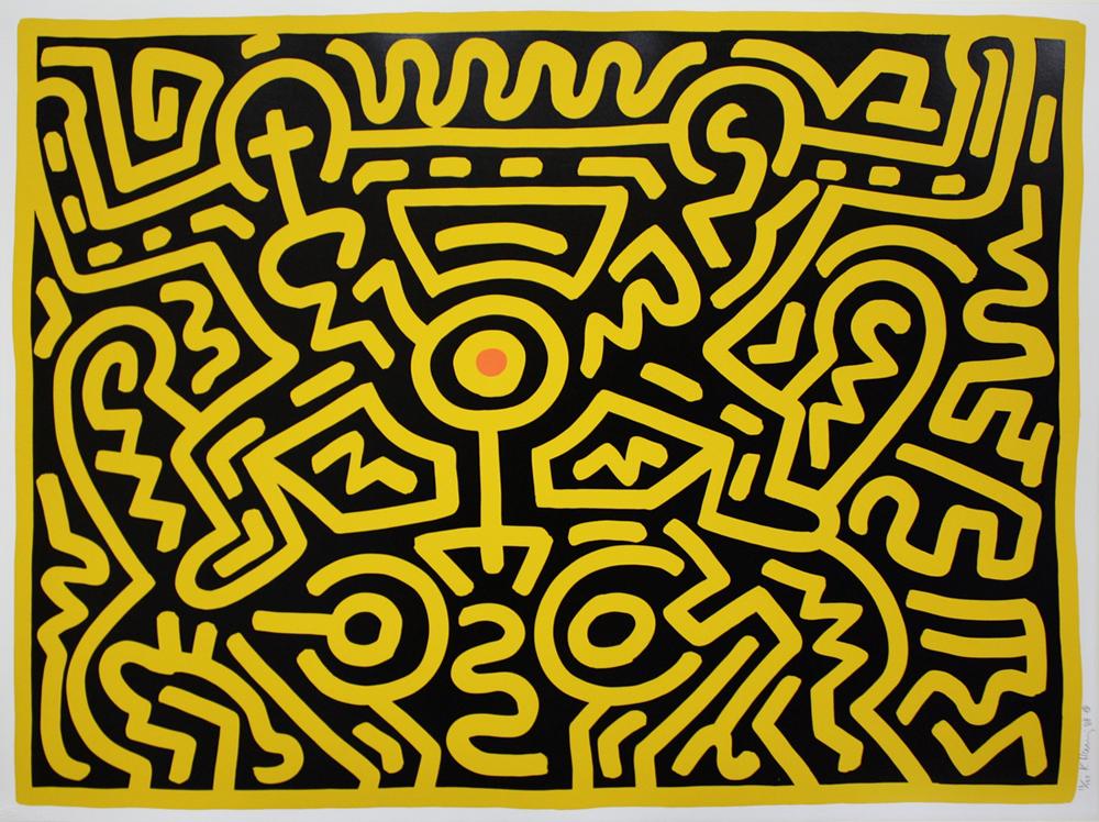 Keith-Haring-Growing