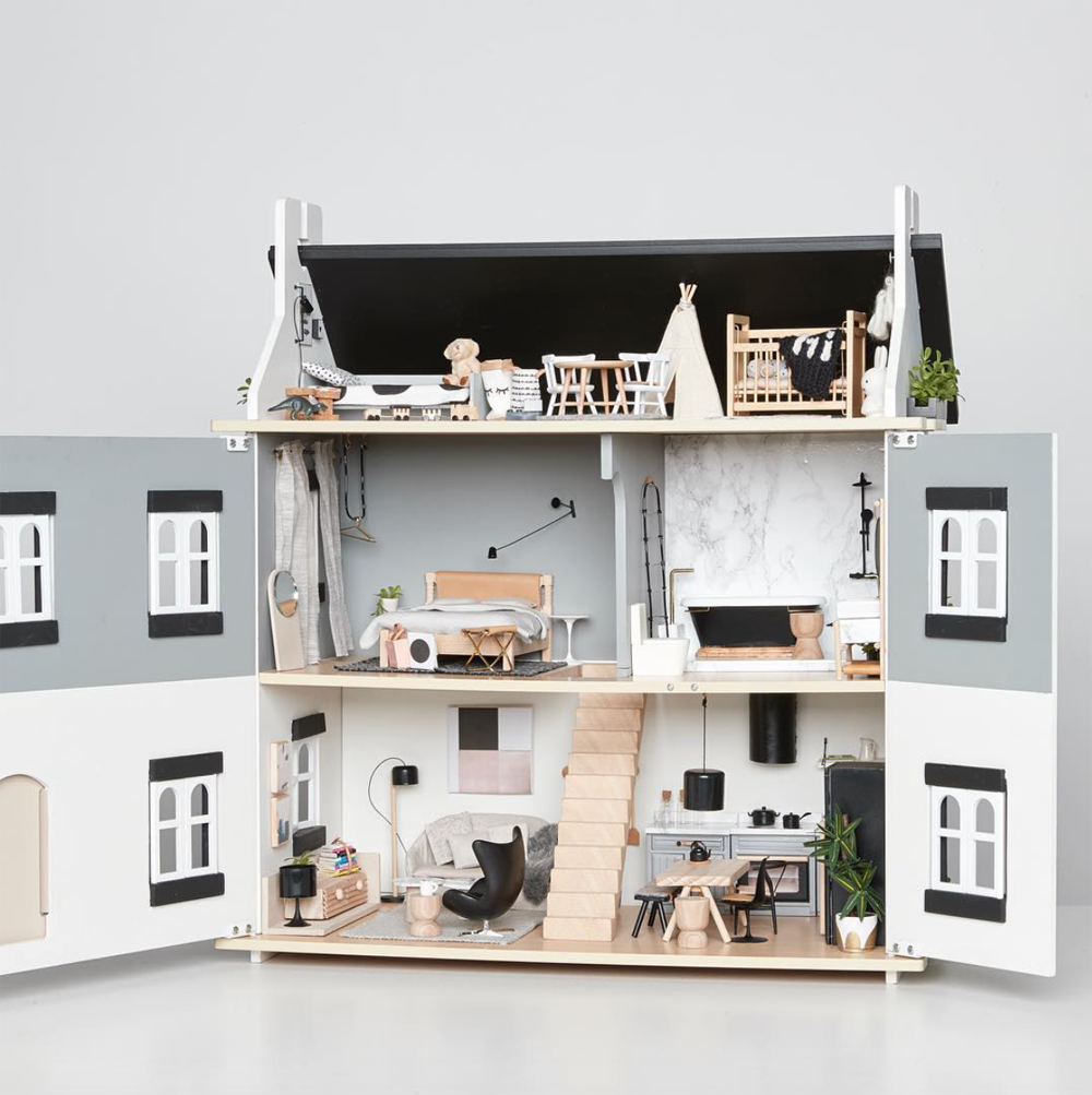 Dreaming Modern Dollhouses For Big Girls