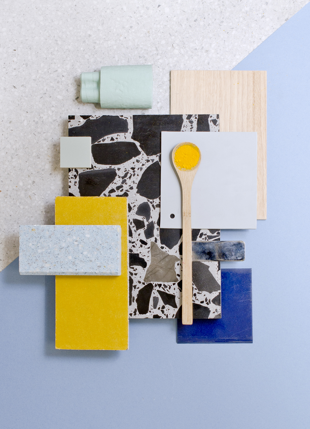 Studio David Thulstrup-moodboard-materials