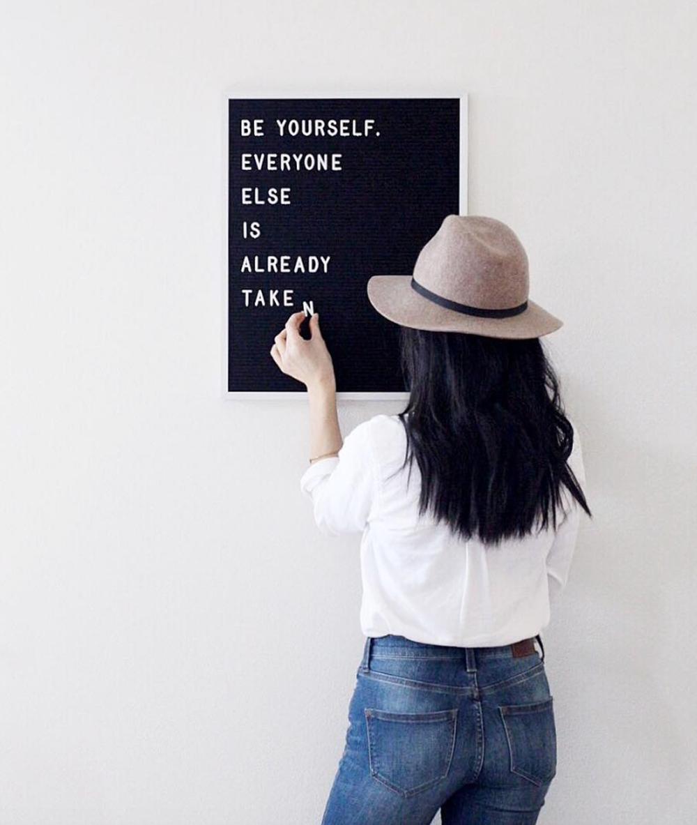letter-board