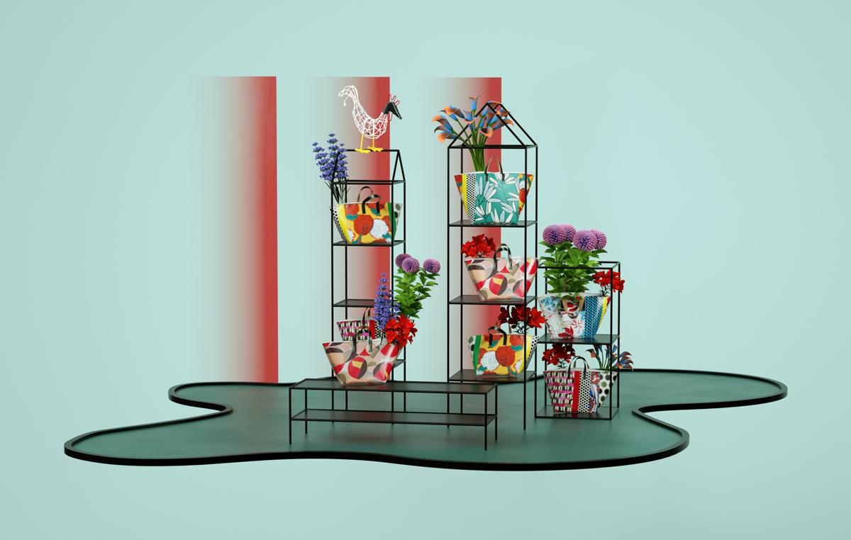 Marni market outdoor primavera il design in vendita on for Design vendita