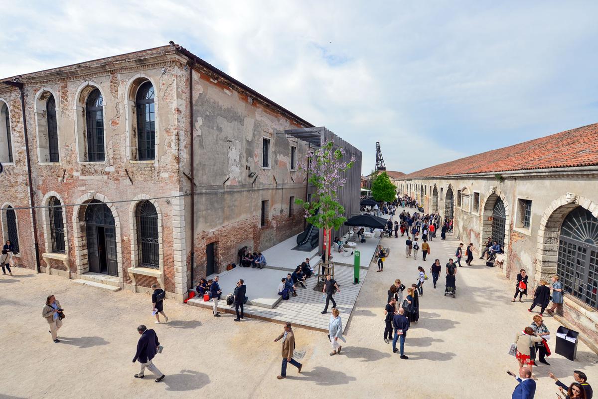 La biennale di venezia 2017 da non perdere for Biennale venezia 2018