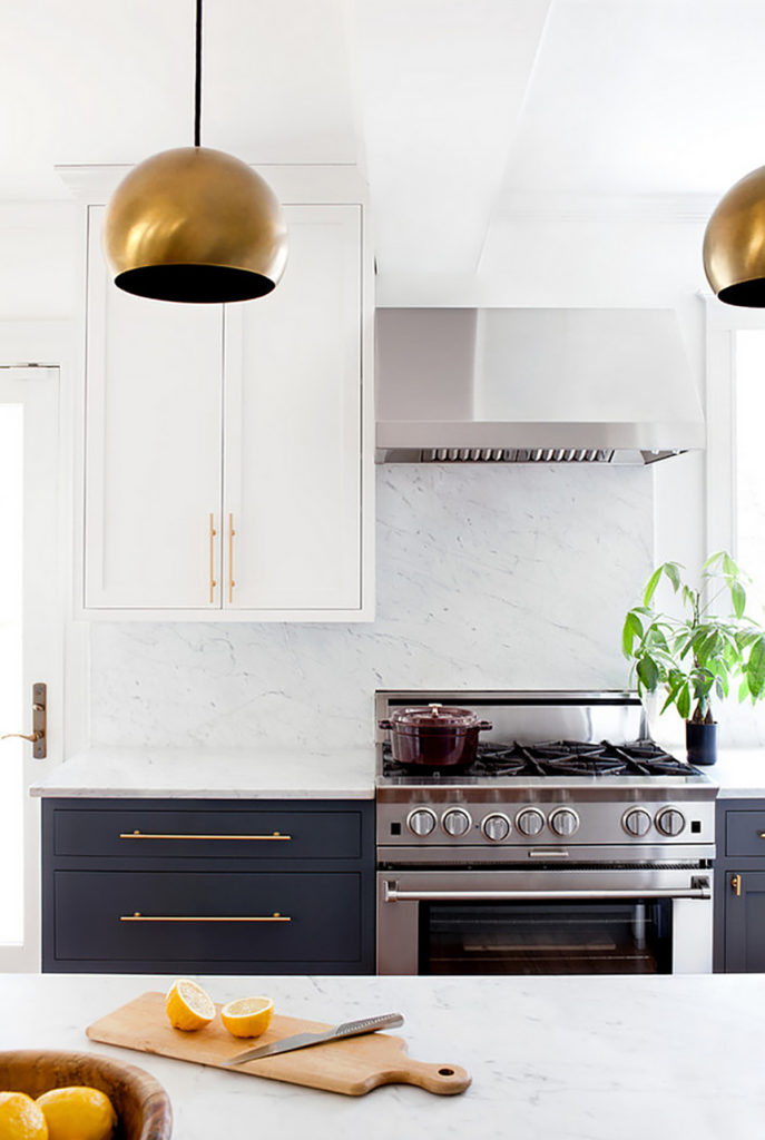 kitchen brass