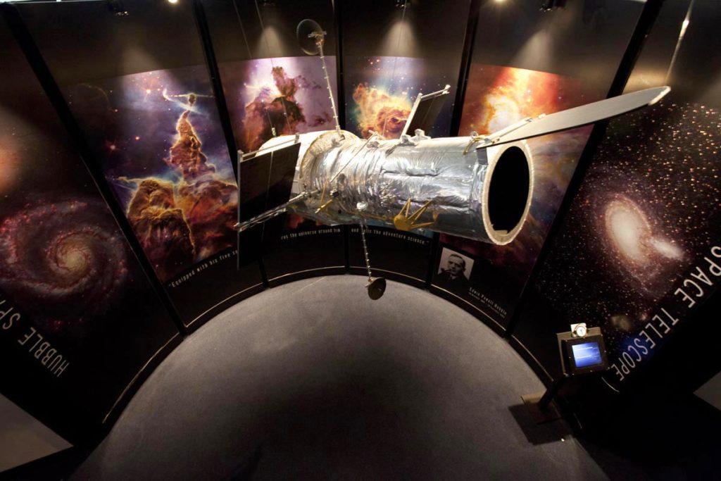 Nasa a human adventure il fascino dello spazio in for Mostra nasa