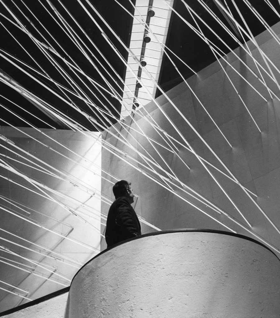 All 39 hangar bicocca gli ambienti spaziali di lucio fontana for Piani di luce biliardo