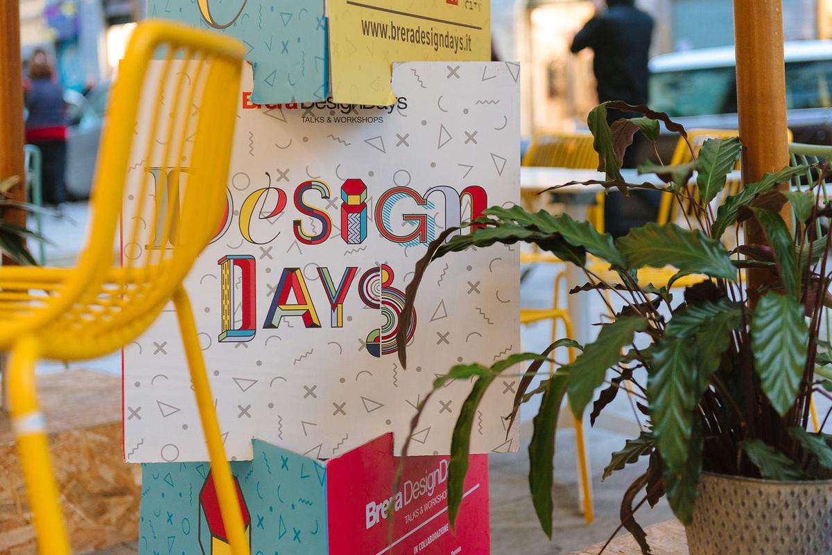 Brera design days in milan for Design days milano