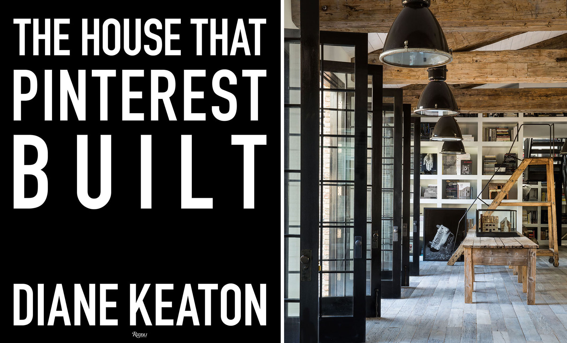 Pinterest Home Design Lover Diane Keaton Is One Of Us She Looks For Home Inspirations