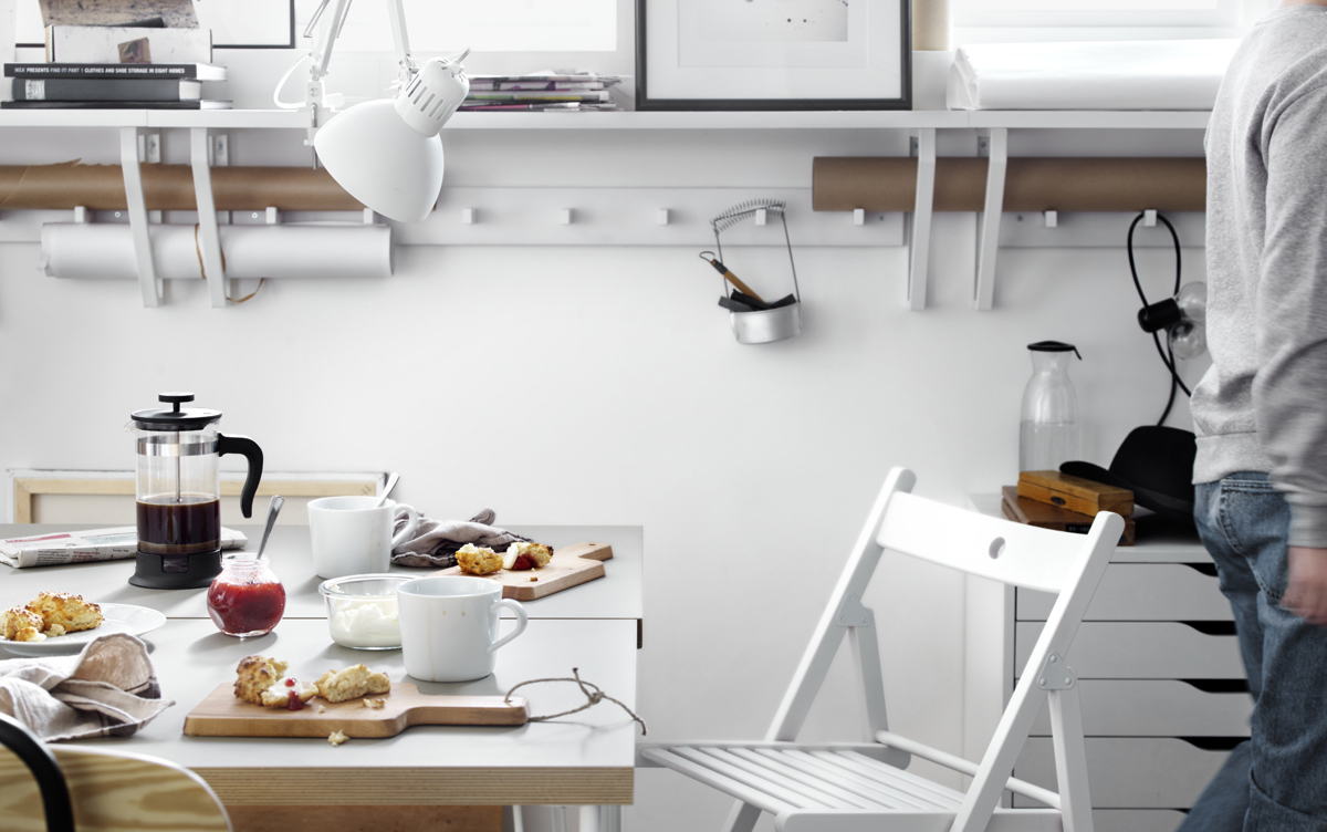 Angolo Ufficio Ikea : Stealing ideas from the new ikea catalogue