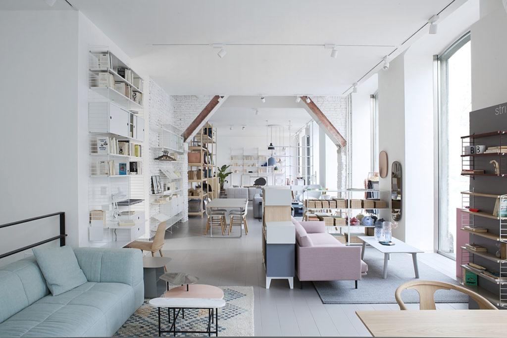 Design republic raddoppia un nuovo indirizzo per il for Piani casa negozio