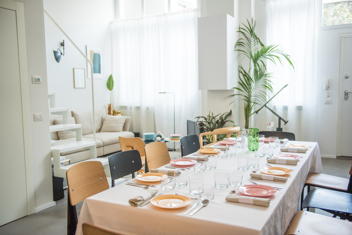 La nuova collezione per la tavola e la cucina firmata hay - Tavola per cucina ...