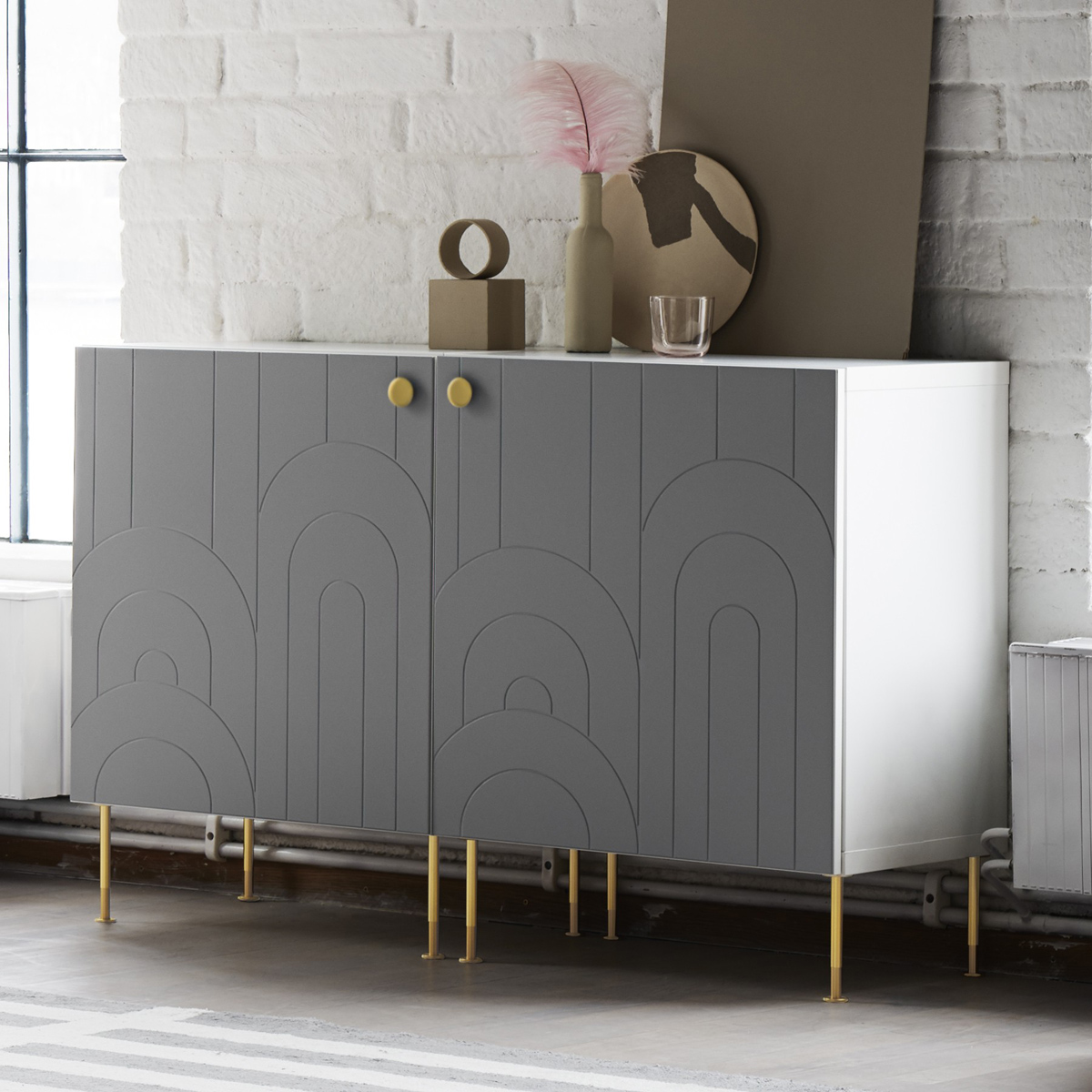 Knobs Legs And Fronts To Customize Ikea Furniture