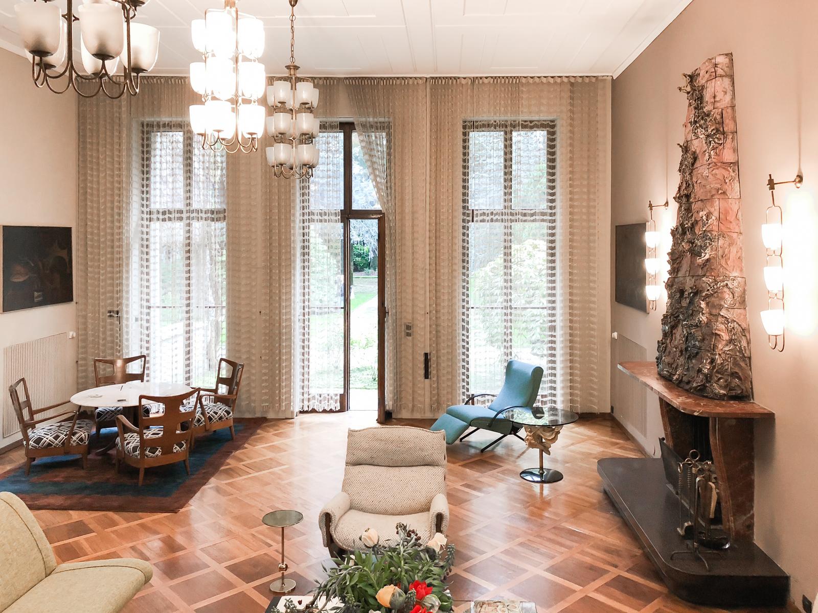 Villa Borsani Casa Libera