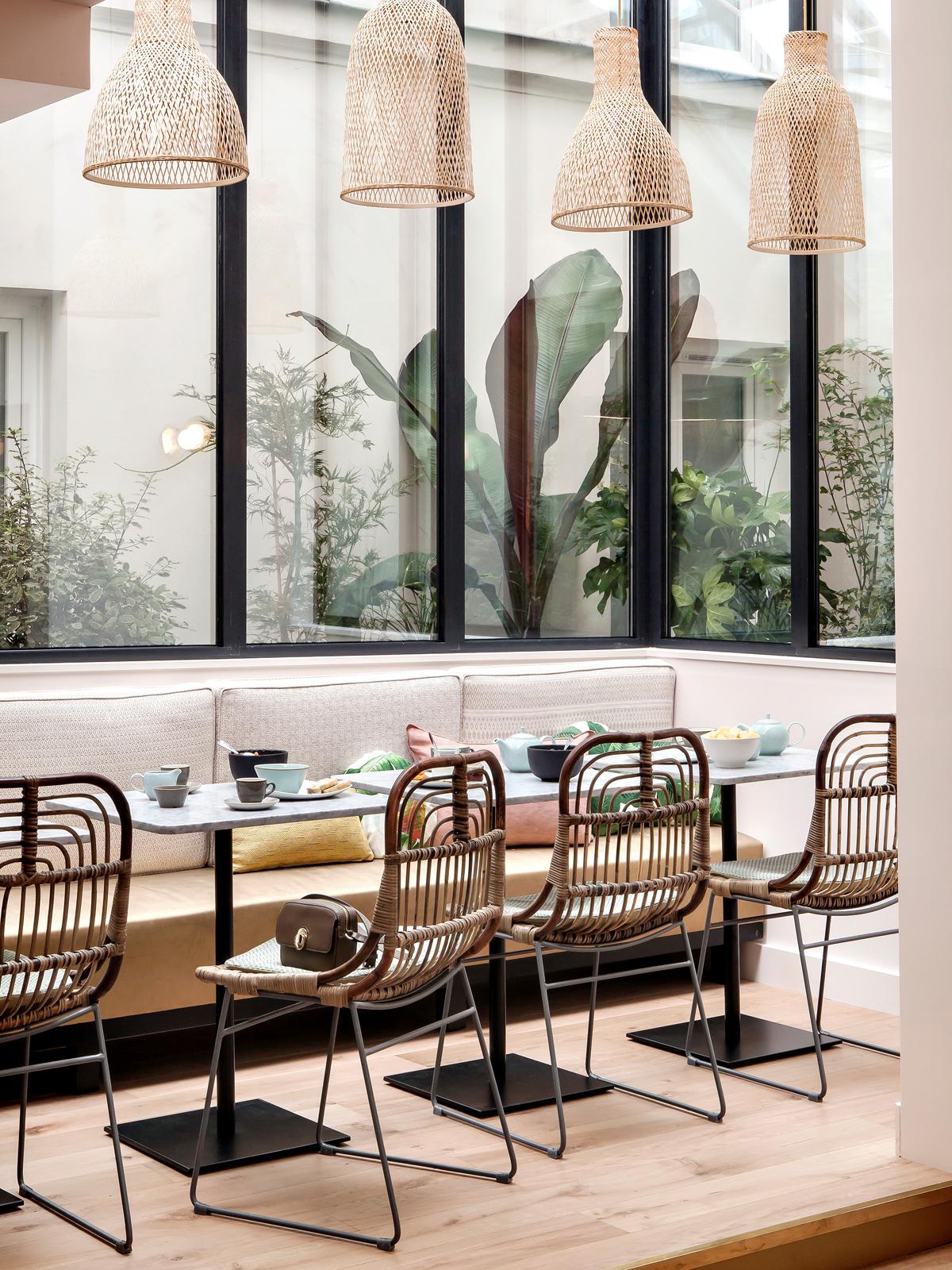 A parigi un hotel da sogno da cui copiare tante idee d cor for Design hotel parigi