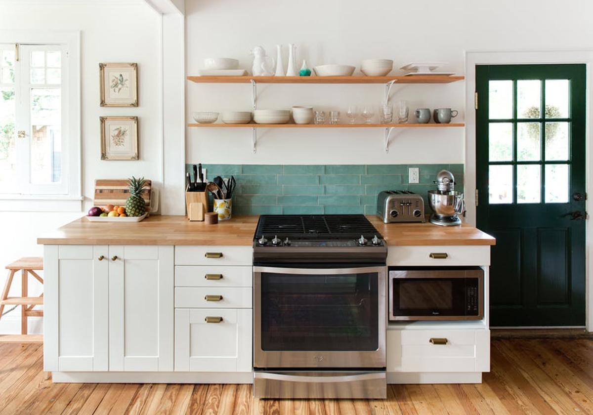 Cambiamo stile alla cucina: iniziamo dalle maniglie