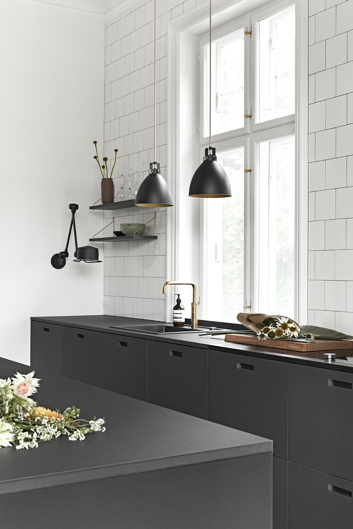 Rubinetti neri per la cucina - Rubinetti design cucina ...