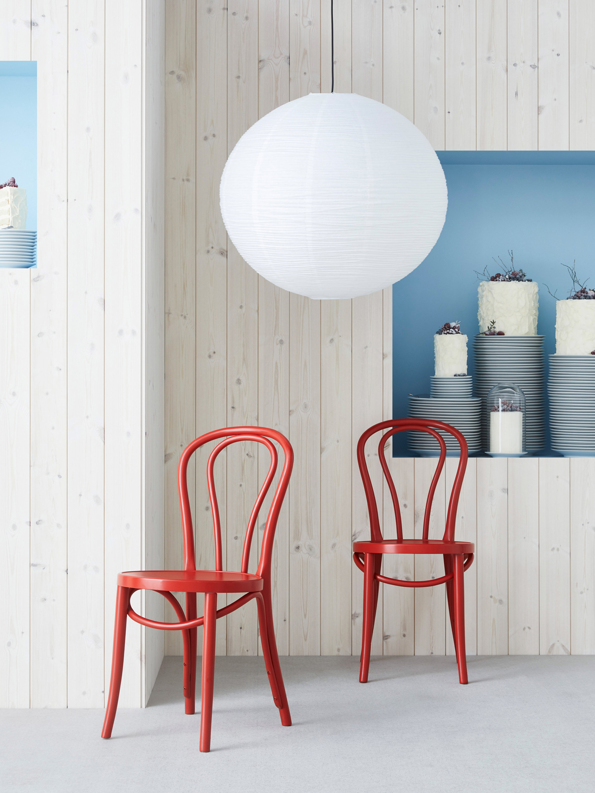 Ikea Sedie In Plastica.Ikea Celebrates 75th Anniversary With 3 Vintage Collections