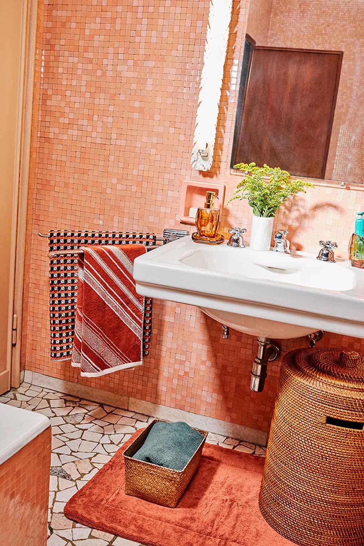 La nuova collezione zara home interpretata alla milanese - Zara home bagno ...