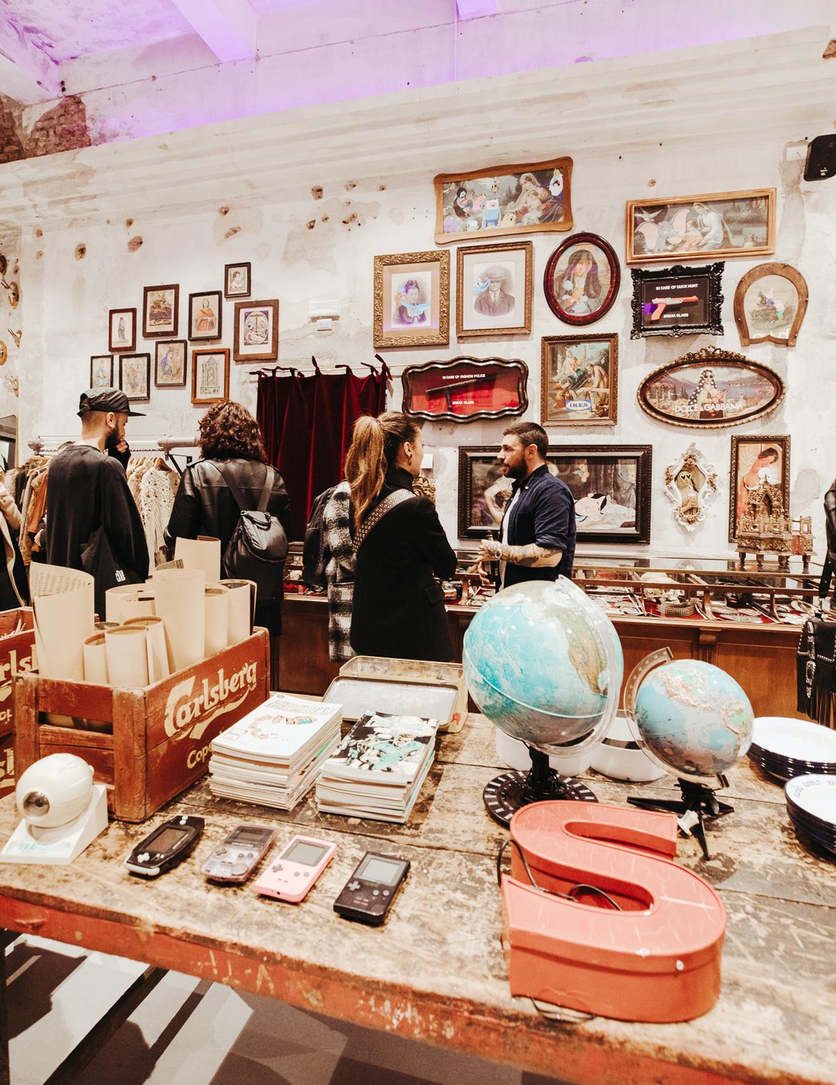 Negozi Per La Casa Milano l'east market diventa anche un negozio