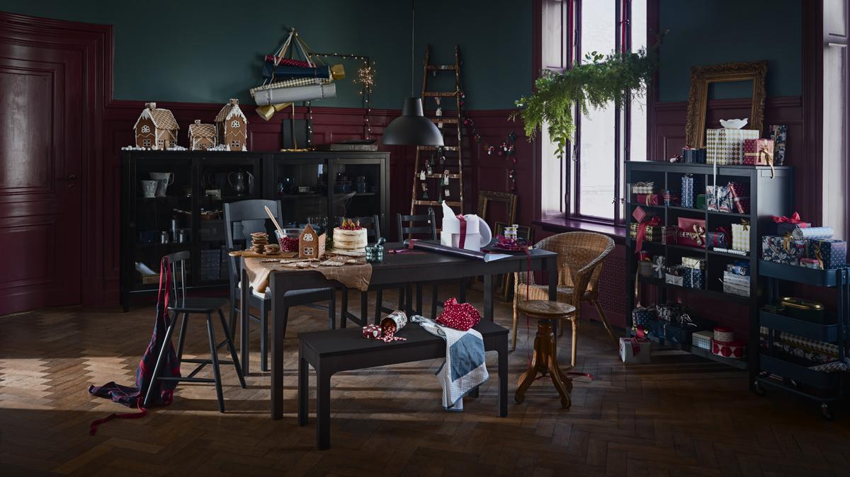 Il natale di ikea decorazioni e decori tra tradizione e for Ikea decorazioni