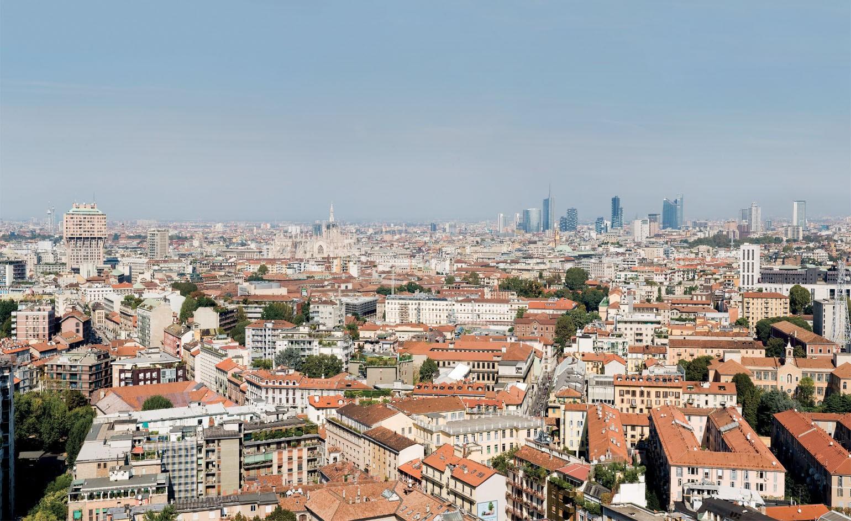 Milano ha vinto il wallpaper design award come migliore citt for Milano design award