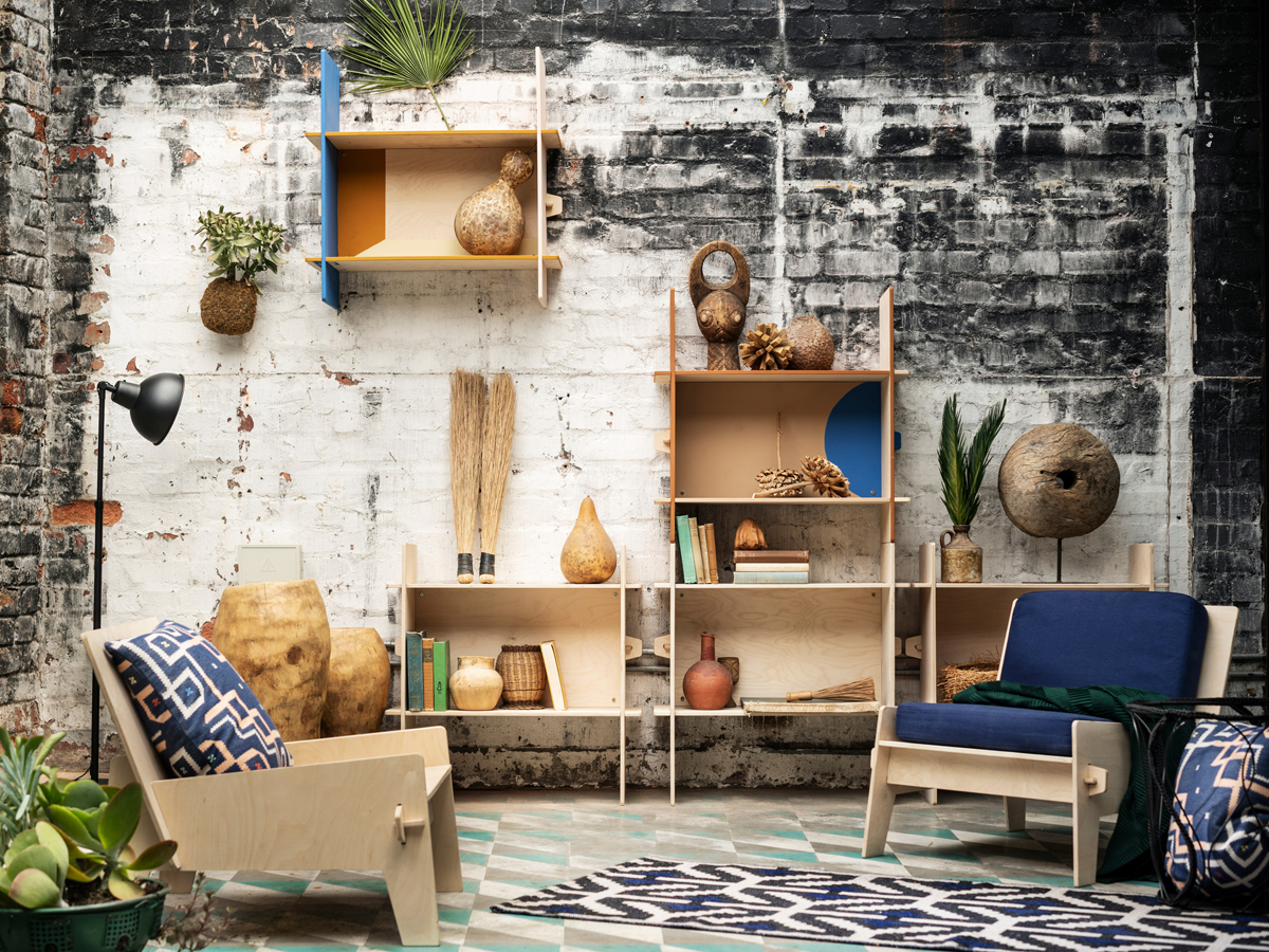 African Rituals Meet Scandi In The New Ikea Collection