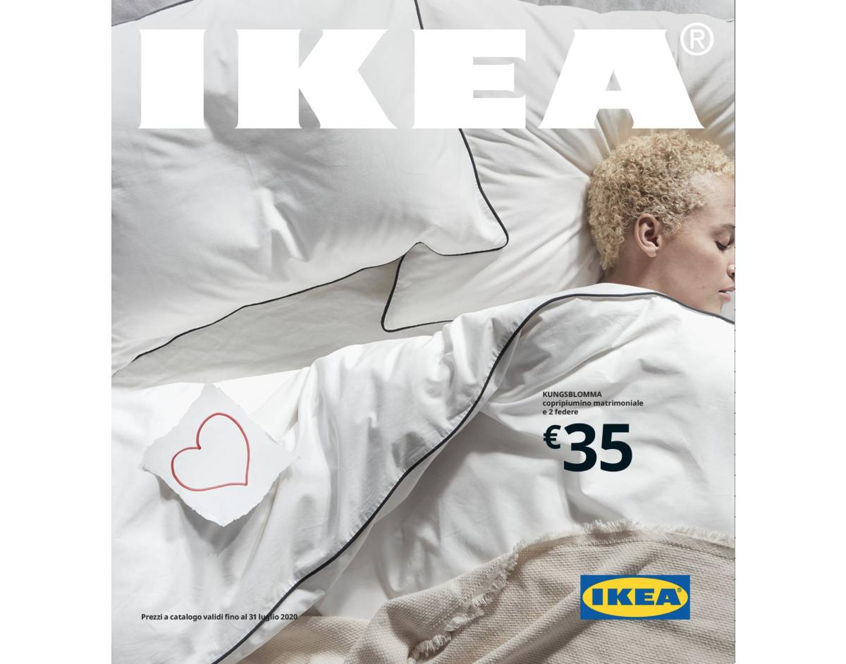 Cuscino Nuvola Ikea.Il Nuovo Catalogo Ikea 2020