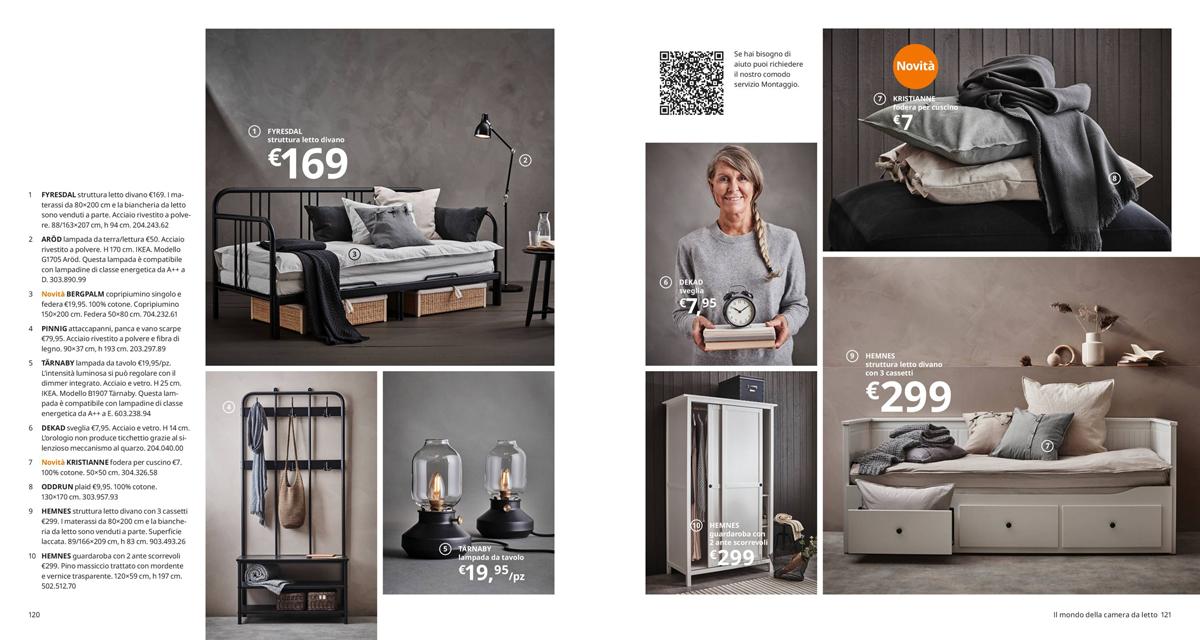 Mobile Tv Camera Da Letto Ikea.Il Nuovo Catalogo Ikea 2020