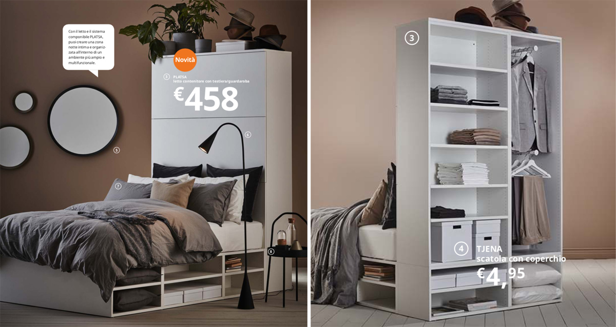 Ikea Catalogo Armadi Componibili.Ikea Catalogue 2020 The Doubts It Raised And What I Liked