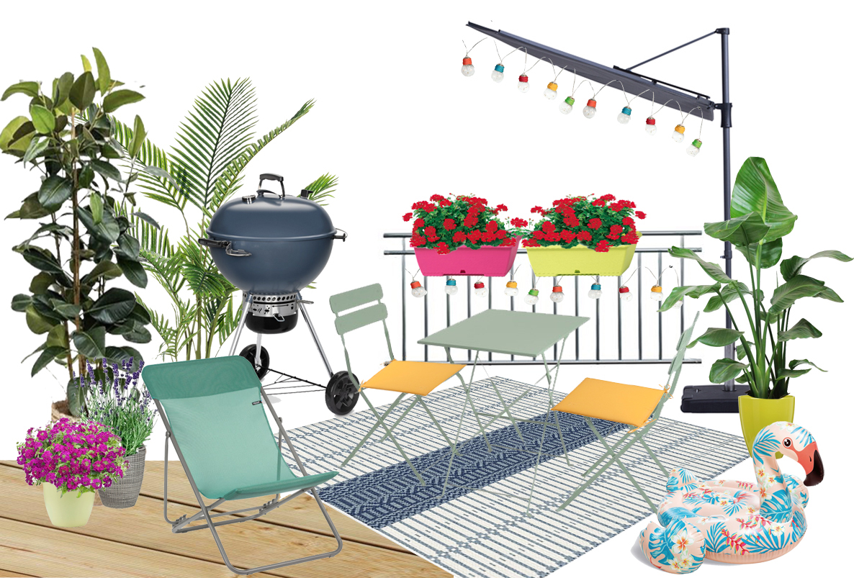 Come Arredare Il Balcone Per Un Estate A Prova D Emergenza