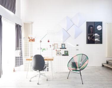 come ricavare l'angolo studio in casa