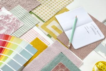come scegliere tessuti per la casa
